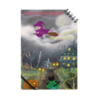 ハロウィンの夜に Notebook