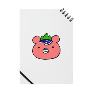 いまじゅくま(顔・ロゴなし) Notes