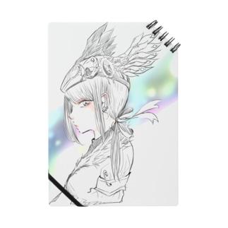宇宙女子 Notebook