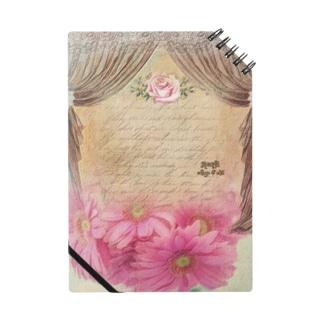 絵画風プリンセスルーム Notebook