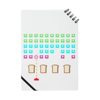 パンベーダーゲーム Notebook