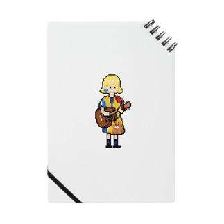 ギター少女 Notebook