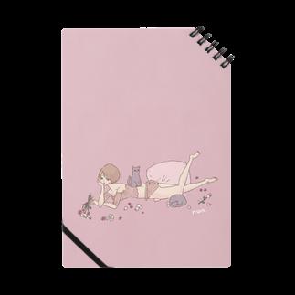 non.FuLFillの魔法ノート🐱猫と枕 Notes