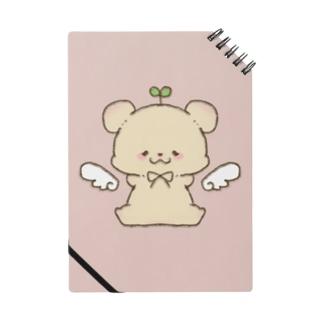 ちびくまちゃん(pink) Notebook