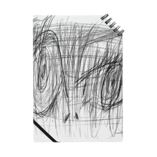 睨むひと Notes