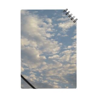 秋の空 ノート