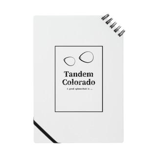 タンデムコロラド Notes