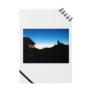 夜明け青 ノート