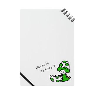 あんびくん(恐竜) ノート