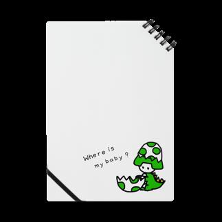 あんびSHOPのあんびくん(恐竜) Notes