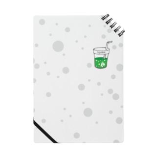 I.gasu soda 【アイガス】 Notes