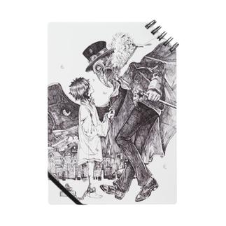 少年とペストマスク Notes