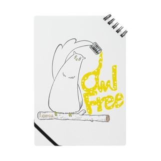 I.gasu owlfree1 【アイガス】 Notes