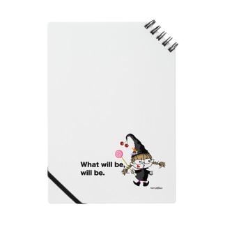 元気の出る魔女メリーのノート🍭 Notes
