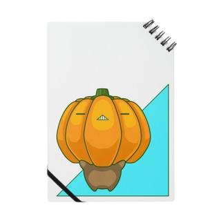 bekkouの瞑想かぼちゃ Notes