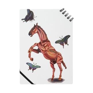 馬と蝶 ノート