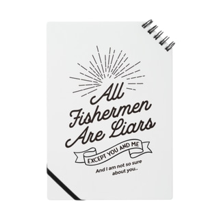 All Fishermen Are Liars Notes