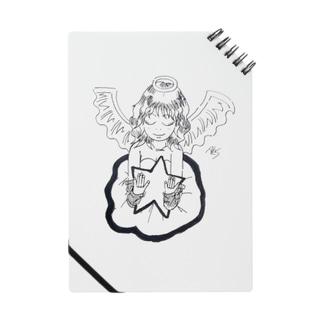 輝く星と天使 Notes