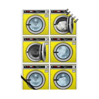 コインランドリー Coin laundry【2×3】 Notes