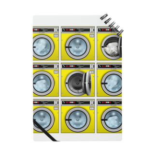 TOMOKUNIのコインランドリー Coin laundry【3×3】 Notes