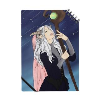 未来を占う魔女 Notes