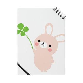ウサギとクローバー Notes