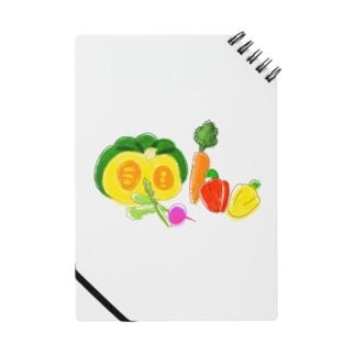やさい Notebook