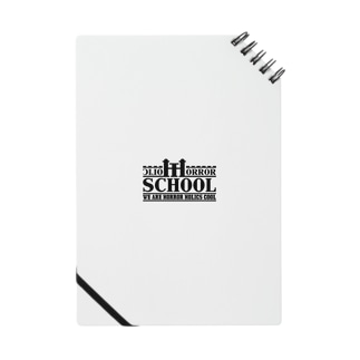 Horror Holic School LOGO GOODS Notes