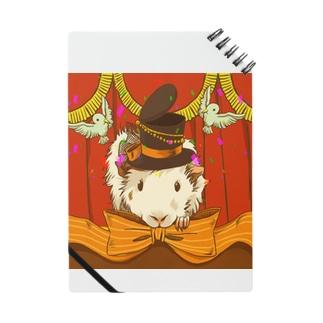 マジシャン☆モルモット02 ノート
