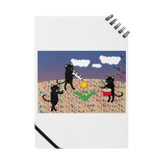 虹色の砂 ノート
