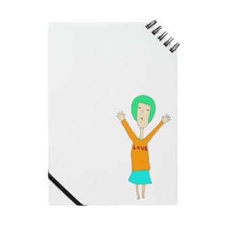 ラブさん Notes