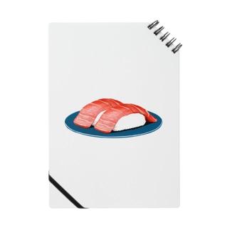 寿司 中トロ Notes