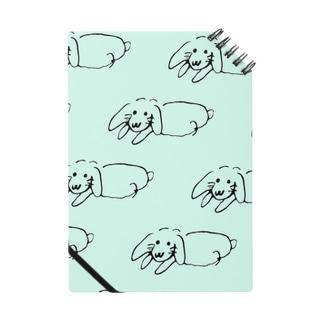 ウサギイヌなノート Notes