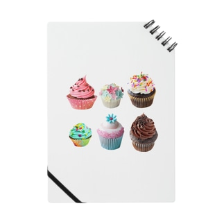 Happy cupcake Notes