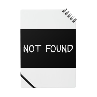 not found Notes