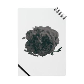 バラモチーフBK ノート