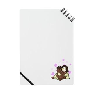 黒白ぬいぐるみ Notes