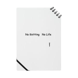 編み物好きノート Notes