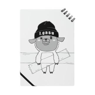 I.gasu sheep【アイガス】 Notes
