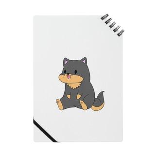 kurosiba0520のちょこんとおすわり黒柴 Notes