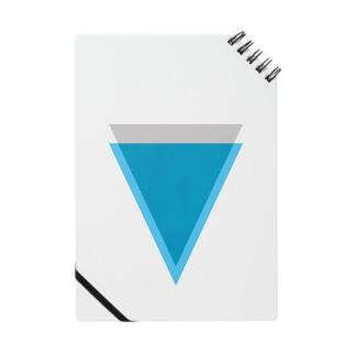 Verge(バージ)ロゴ ノート