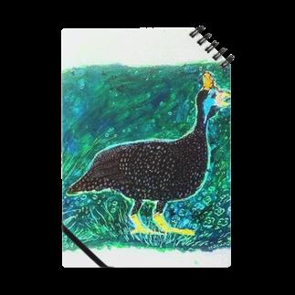 mayunoasakawaのホロホロ鳥 Notes