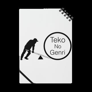 GOOD LIKE A GODのTeko No Genri Notes