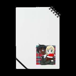 まきむらの黒白クリスマス Notes
