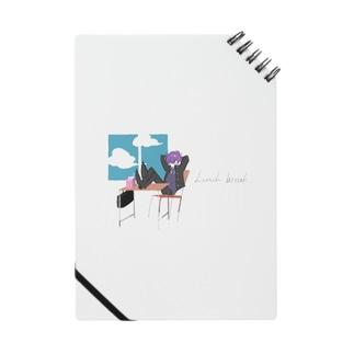 紫ボーイ Notes