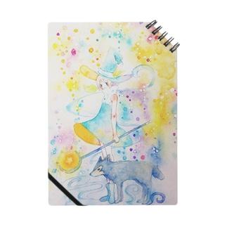 オオカミと光の魔法使い Notes