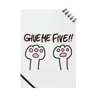 Give me five!!🙌 Notes