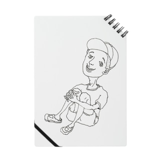 体躯座りboy Notes