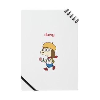 dawg ノート