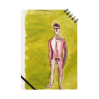 全裸の魂しい ノート
